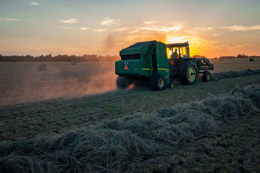 Farming machine