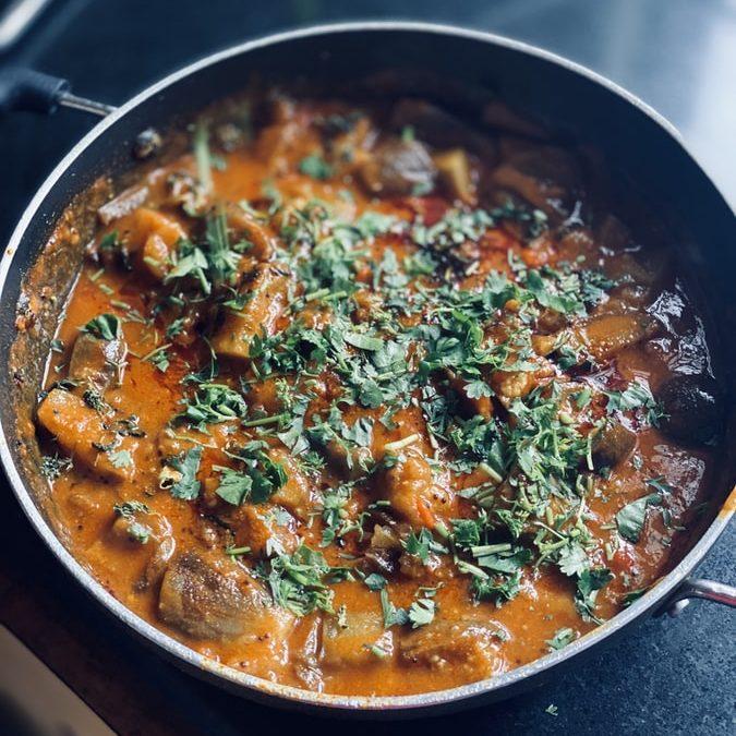 Rabbit stew