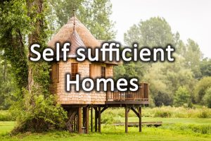 Self sufficient homes