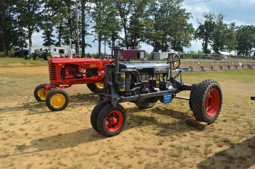 tractor homesteading